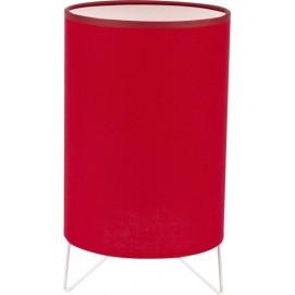 Лампа настольная RELAX COLOR 2943 красная TK Lighting