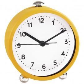 Часы настольные SOLEDA 180332 желтые Maisons 2018