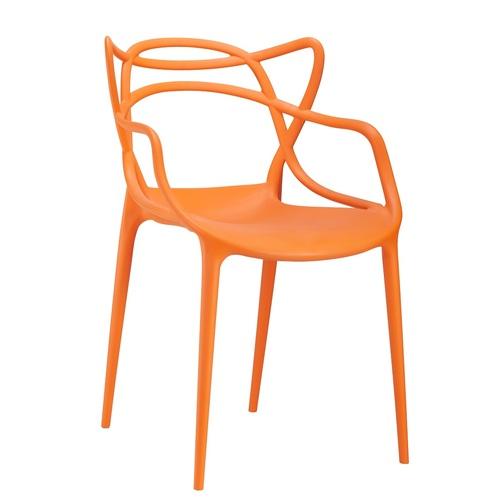 Стул pp-601 Flower оранжевый Exouse