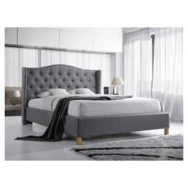 Кровать Aspen 180 см серая Signal 2018