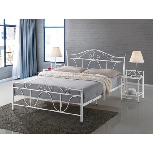 Кровать Denver 160 см белая Signal 2018