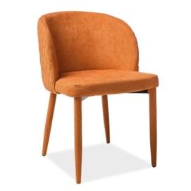Кресло Carlos оранжевое Signal 2018