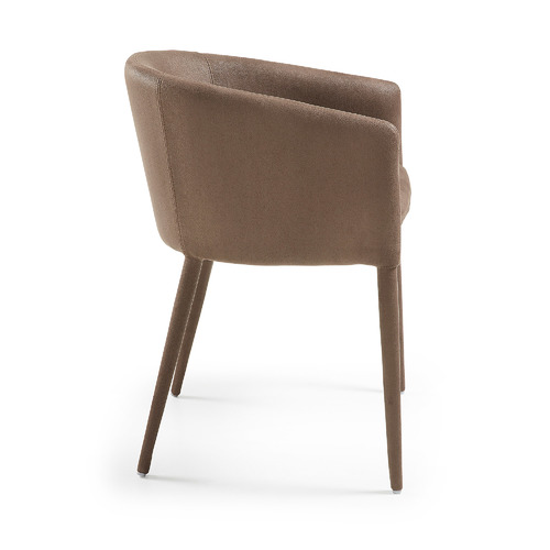Кресло C641FREN09 - HARMON коричневое Laforma 2018