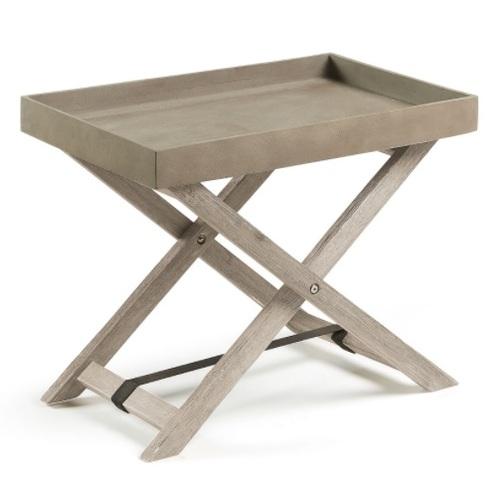 Стол складной AA1766RF86 - STAHL серый Laforma 2018