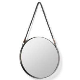 Зеркало AA0999R82 - STIEL 39 см металл Laforma 2018
