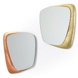 Набор зеркал 2шт AA0994R35 - WANNA золото Laforma 2018
