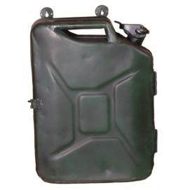 Шкаф навесной THIS & THAT 01054-17 зеленый Sit Moebel