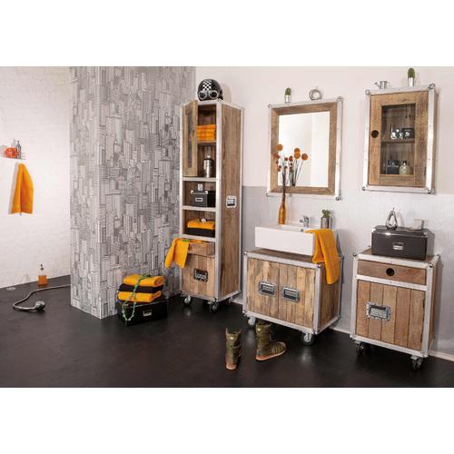 Шкаф навесной ROADIES 02202-01 натуральный Sit Moebel