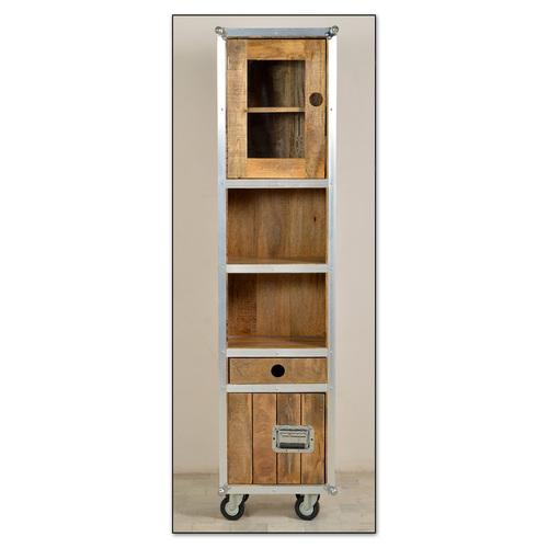 Шкаф открытый ROADIES 02205-01 натуральный Sit Moebel