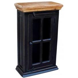 Шкаф навесной CORSICA 05802-11 черный Sit Moebel