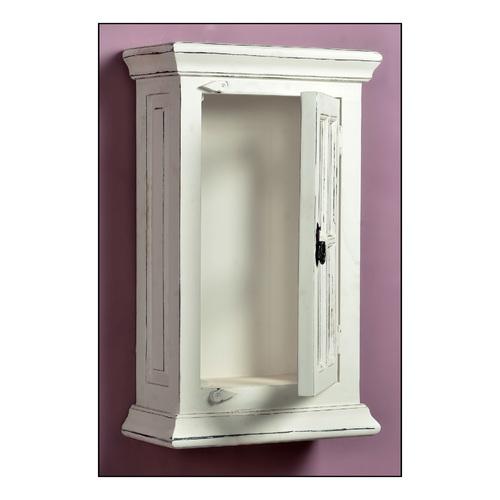 Шкаф навесной TOLEDO 06902-10 белый Sit Moebel