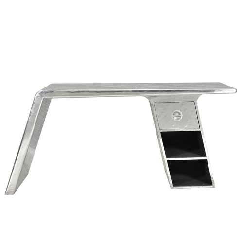 Стол письменный AIRMAN 81707-21 серебро Sit Moebel