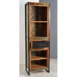 Шкаф открытый BALI 03508-98 коричневый Sit Moebel