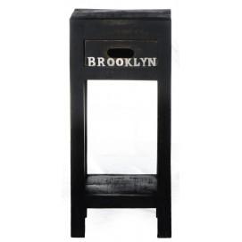 Подставка BRONX 04278-11 черная Sit Moebel