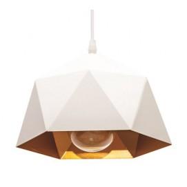 Лампа подвесная 7529209 WH 25 см белая Thexata 2018