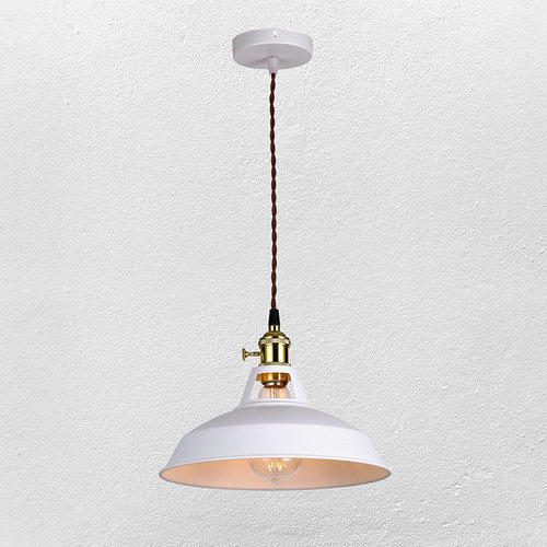 Лампа подвесная 7529511 белая Thexata 2018