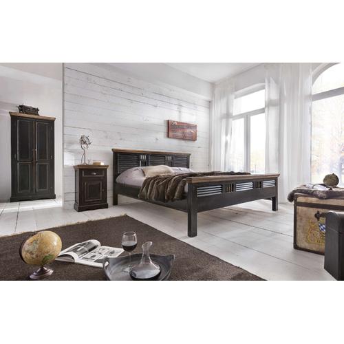 Кровать CORSICA 05858-11 черная Sit Moebel