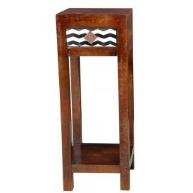 Подставка EBONY 04078-30 коричневая Sit Moebel