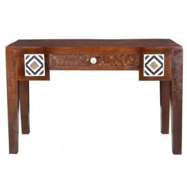 Стол письменный EBONY 04007-30 коричневый Sit Moebel