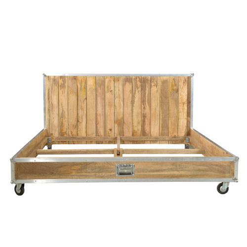 Кровать ROADIES 180*200 см 02258-01 натуральная Sit Moebel