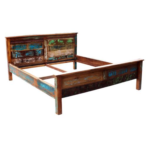 Кровать RIVERBOAT 180*200 см 09100-98 цветная Sit Moebel