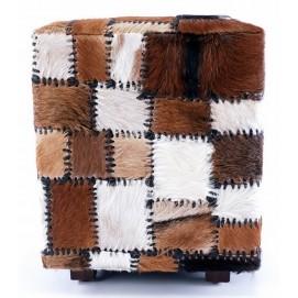 Пуф ROMANTEAKA 07995-06 коричневый Sit Moebel