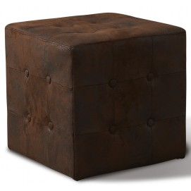 Пуф SIT&CHAIRS 04713-30 коричневый Sit Moebel