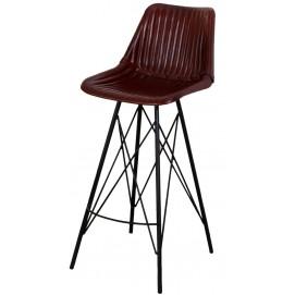 Стул барный SIT&CHAIRS 04752-30 темно-коричневый Sit Moebel