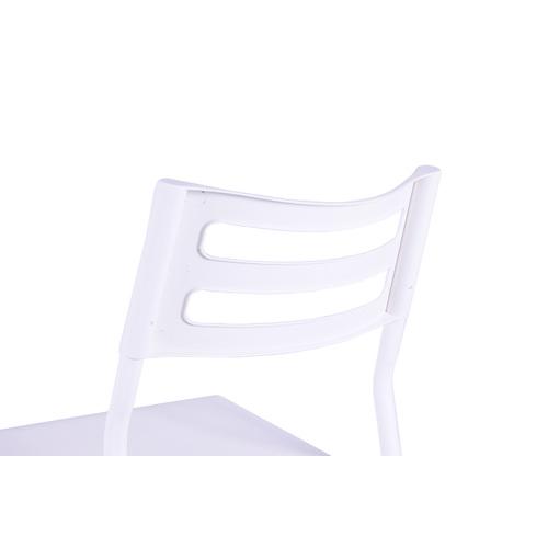 Стул SIT&CHAIRS 02420-10 белый Sit Moebel