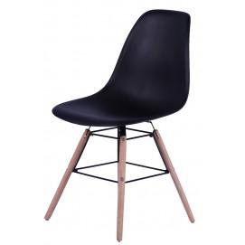 Стул SIT&CHAIRS 02421-10 черный Sit Moebel