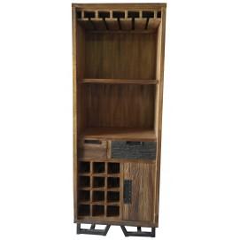 Шкаф открытый THALYSA 05419-01 коричневый Sit Moebel