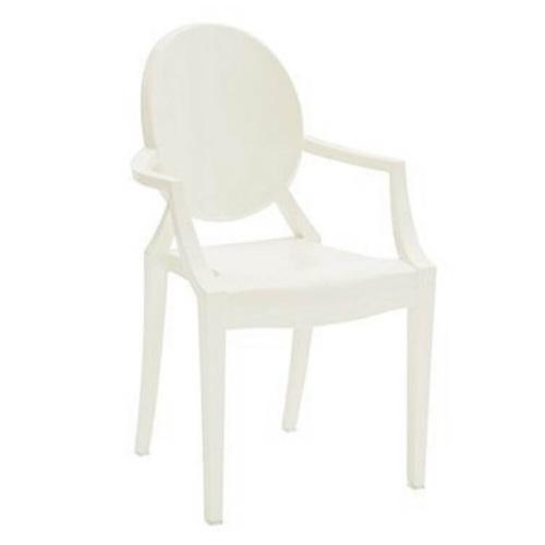 Кресло SOFIA белое Frost