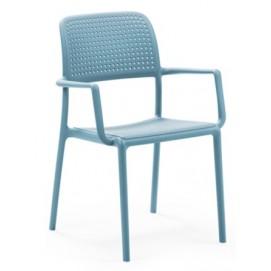 Кресло BORA 40242.39.000 голубой Nardi