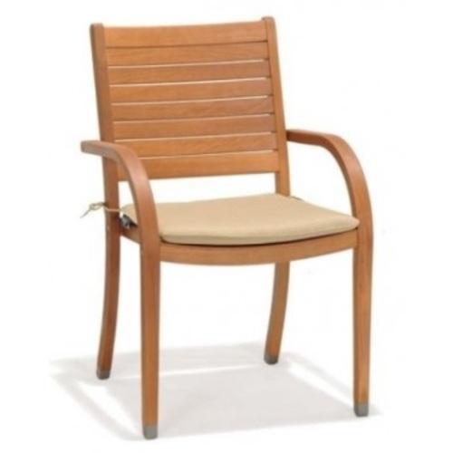 Кресло CATIA натуральное Frost
