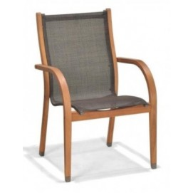 Кресло SALVA II натуральное Frost