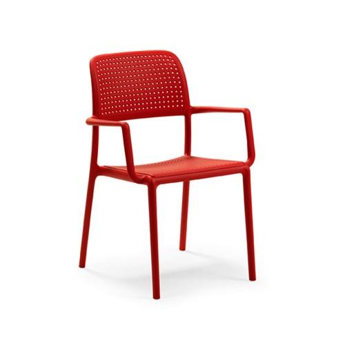 Кресло BORA 40242.07.000 красный Nardi