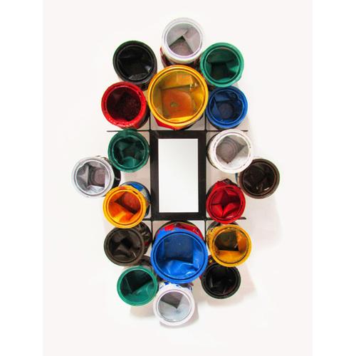 Зеркало (THIS & THAT) 01052-15 цветное Sit Moebel