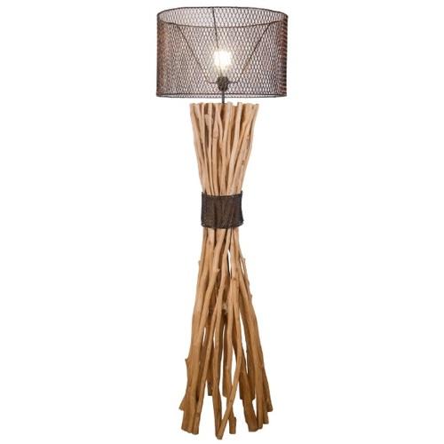 Лампа напольная (THIS & THAT) 01099-75 натуральный Sit Moebel