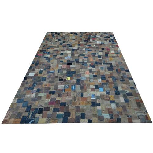 Ковер 170x240 cm (THIS & THAT) 01024-04 серо-синий Sit Moebel