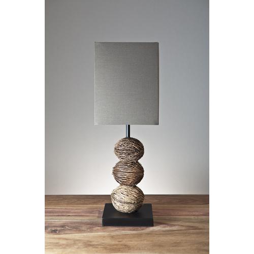 Лампа настольная (THIS & THAT) 01099-14 коричневая Sit Moebel