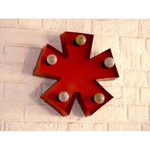 Настенный светильник (THIS & THAT) 01099-02 красный Sit Moebel