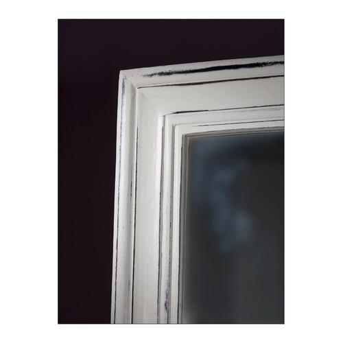 Зеркало (TOLEDO) 06990-10 белое Sit Moebel