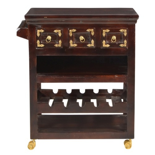 Стол сервировочный (VASCO) 07487-30 коричневый Sit Moebel