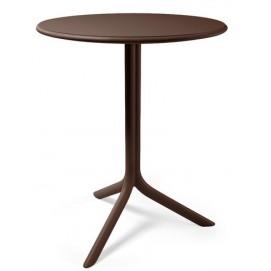 Стол обеденный Spritz 40058.05.000 коричневый Nardi