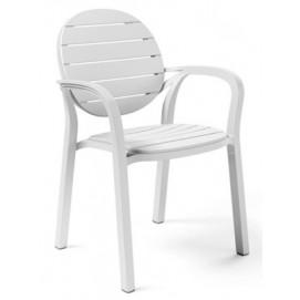 Кресло Palma 40237.00.000 белое Nardi