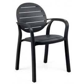 Кресло Palma 40237.02.002 антрацит Nardi
