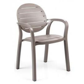 Кресло Palma 40237.10.010 серо-бежевый Nardi