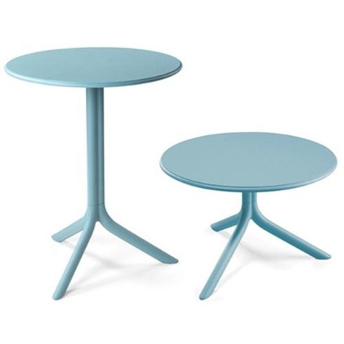 Стол обеденный Spritz 40058.39.000 голубой Nardi