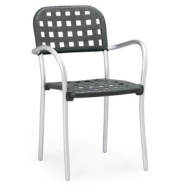 Кресло Aurora 60250.02.000 серый Nardi