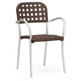 Кресло Aurora 60250.05.000 коричневый Nardi